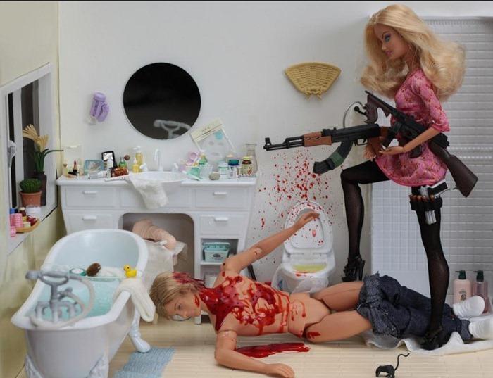 barbie hates ken